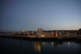 Le_Havre-Hafen-Morgendaemmerung-1