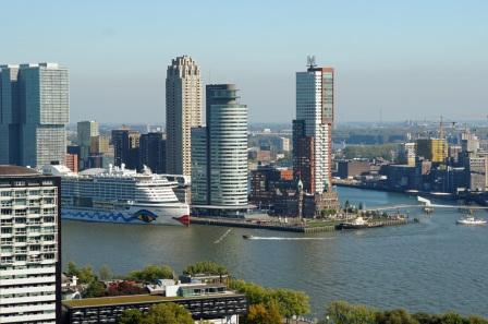 Rotterdam-Blick_vom_Euromast-Skyline-3