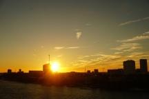 Rotterdam-Skyline-Sonnenuntergang-1