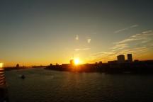 Rotterdam-Skyline-Sonnenuntergang-2