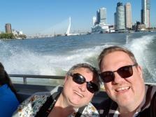 Rotterdam-Wassertaxi-Fahrt-AIDAperla-wir-3