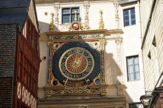 Rouen-Altstadt-Grosse_Uhr-2