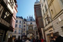 Rouen-Altstadt-Grosse_Uhr-3