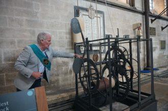 Salisbury-Kathedrale-Uhrwerk-1