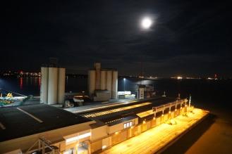 Southampton-Hafen-Abschied-Vollmond-1