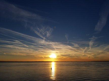 Southampton-Sonnenaufgang-3