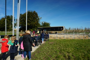 Shuttlebus nach Stonehenge